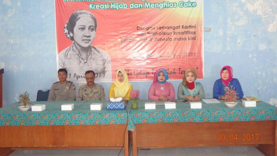 Kartinian Di Kel kuncen Kecamatan Taman Kota Madiun 30-04-2017