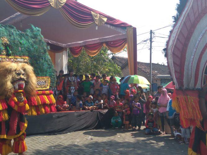 Bersih desa Tahun 2019 Kelurahan kuncen Kecamatan Taman Kota Madiun