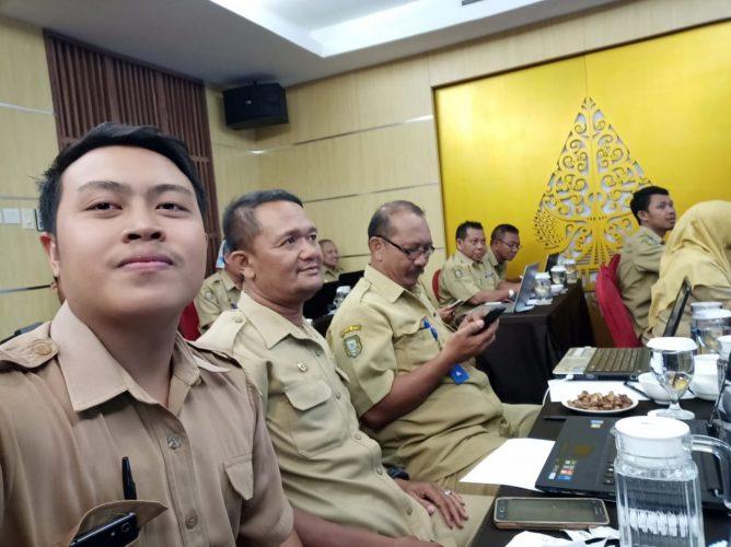 Pelatihan Admin PPID pembantu Di Hotel Aston Madiun 23 Sep 2019